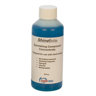 8 oz bottle of specially-formulated burnishing compound