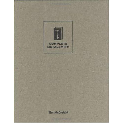 Complete metalsmith source book, spiral bound professional edition