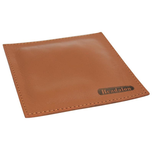 Beadalon leather anvil pounding block pad