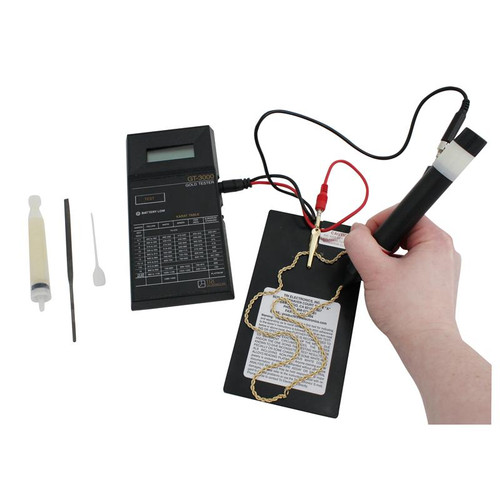 Tri Electronics portable electronic gold tester