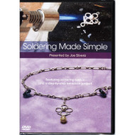 Soldering Made Simple DVD featuring soldering basics, 92 minutes DVD