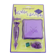 Artistic wire writer and jewelry jig kit