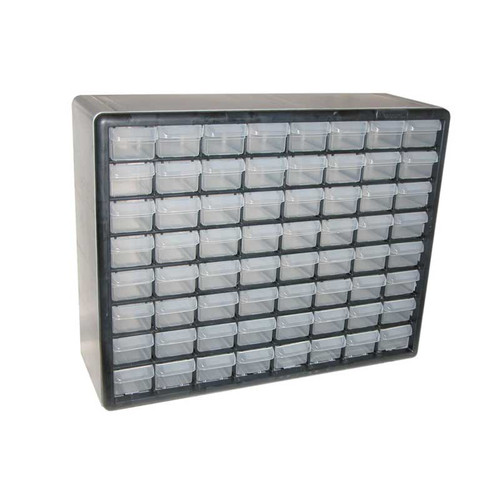 64 Drawer Storage Cabinet for parts, tools and supplies