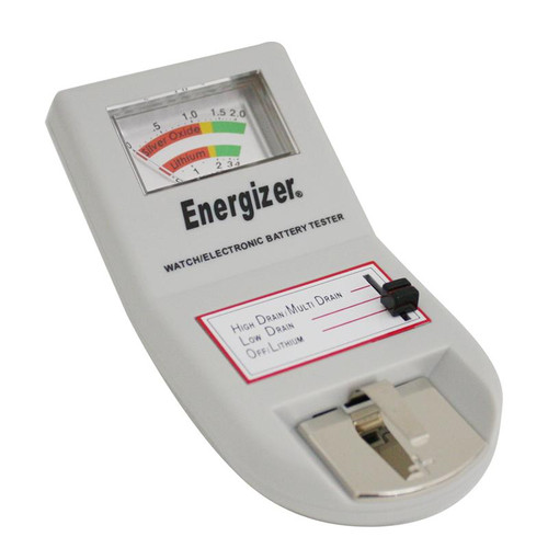 Energizer EWB1 Miniature Watch Battery Tester to find out repair