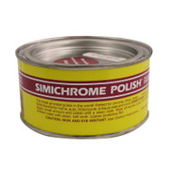 Simichrome watch and jewelry polishing paste shines and protects