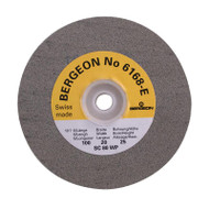 Bergeon four inch abrasive grinding carbide wheel