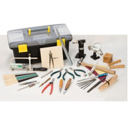Jewelry Making Hand Tool Set Jewelers Repair Kit