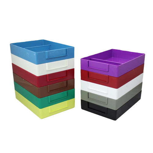 Stackable Shop Trays Organize Supplies and Repair Jobs