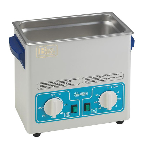 Best Built Ultrasonic Jewelry Cleaner 1.5 Gallon