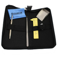Gemstone and Diamond Tool Kit Inspection and Grading Stone Supply Set