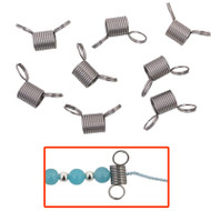 Bead Stoppers Prevent Beads From Falling Off Your Beaded Jewelry Designs