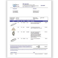 Watch and Jewelry Appraisal Software