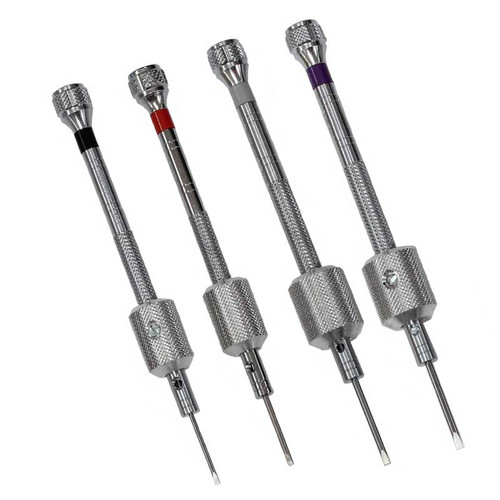 Bergeon 5971 High Torque Grip Mini Screwdrivers for Watchmakers