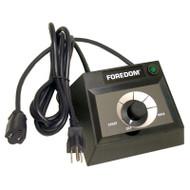 Foredom Flex-Shaft Manual Speed Control Dial EM-1 for Series SR and SRH Motors 110 Volt