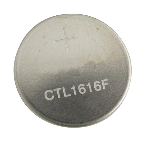 Solar rechargeable Casio CTL1616 replacement cells