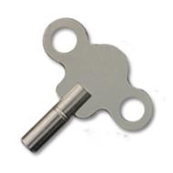 American single end clock key