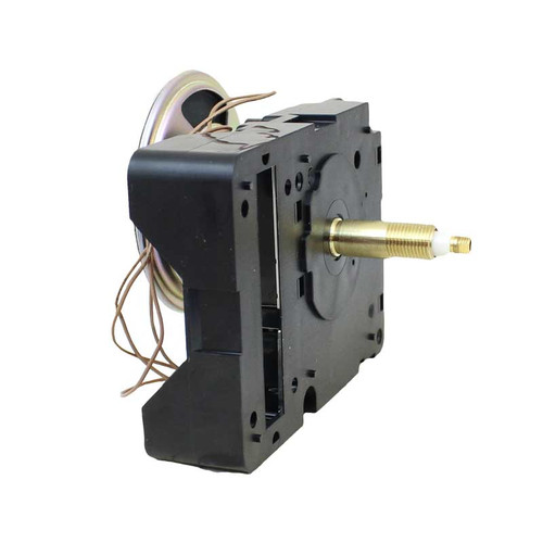 Set of dual-chime quartz clock movement and removable speaker