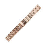 Hadley Roma Rose Watch Band Metal 22mm