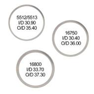 Generic Rolex watch bezel springs