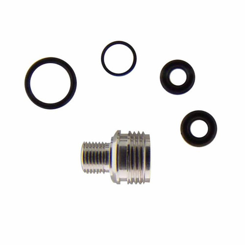 Generic case tube with gasket for Rolex Submariner 7030 tubes