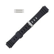 Hadley Roma Watch Strap PVC Diver Style 14mm