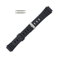 Hadley Roma Watch Strap PVC Diver Style 14mm