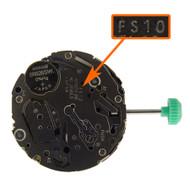 Miyota/Citizen LTD FS10 quartz movements for genuine Bulova watches