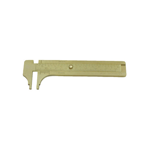 Brass Vernier Caliper - Made in Germany