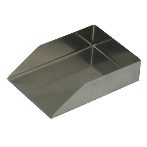 Square shape diamond shovel scoop pan