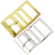 Watch Band Clasp Yellow or White Buckle for Nylon Strap