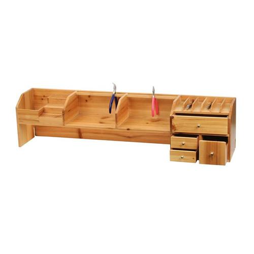 Work Bench Shelf Organizer and Tool Holder