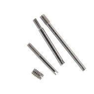 Bracelet replacement screws to adjust metal watch bands