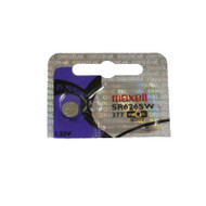 Watch Battery Maxell SR626SW Replacement Cell Each