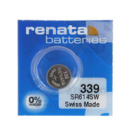 Watch Battery Renata 339 Replacement Cells Each