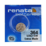 Renata Watch Battery 364 cell