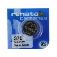 Watch Battery Renata 370 Replacement Cells Each