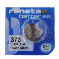 Watch Battery Renata 373 Replacement Cells