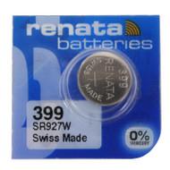 Renata Watch Battery 399 Replacement Cells