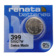 Renata Watch Battery 399 Replacement Cells