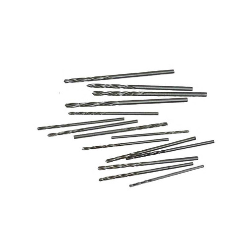 Mini Drill Bit Assortment .3mm - 1.0mm
