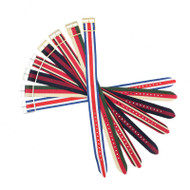 Regimental Watch Strap Striped