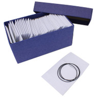 Watch Gaskets Waterproof Medium O-Ring Assortment (180 Pieces)