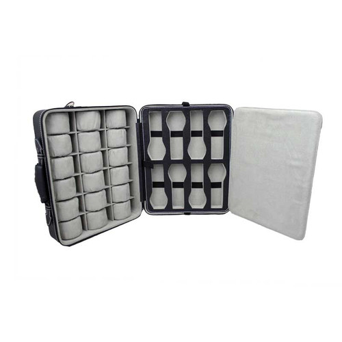 Travel Watch Case and Display Case in Leatherette