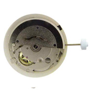 CH2812 mechanical watch movement with Rolex style date display