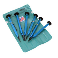 Watchmakers Screw Extractors and Phillips Screwdriver Set