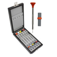 Bergeon 30081-A05 Watch Screwdrivers Set of 5 in box