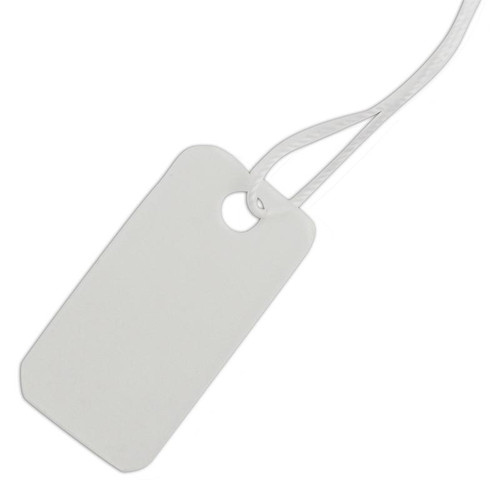 Arch Crown String Tags - 23mm x 11mm