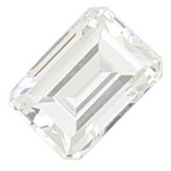 5x3 mm Emerald Cut Premium CZ