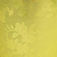 Foil Gift Wrap - Floral Gold