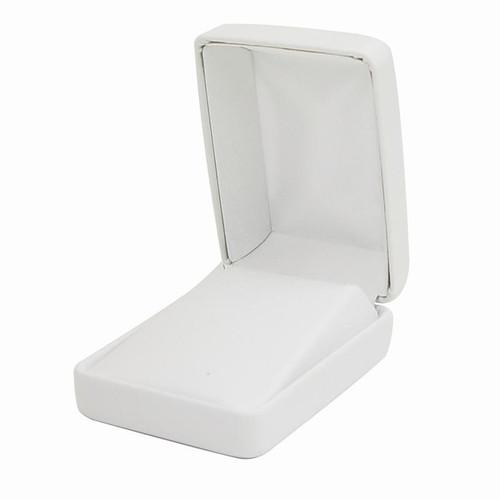 Leatherette jewelry box